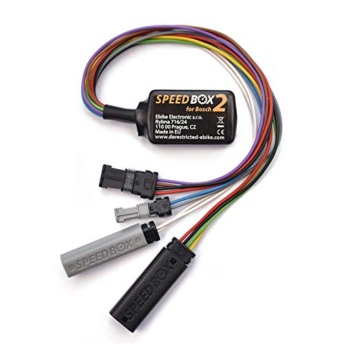 Speedbox2para Bosch Active/performance Line/CX
