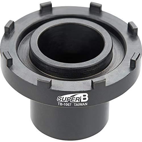 Superb TB-1067 Herramienta para Anillo de Cierre de Motor, Unisex Adulto, Negro