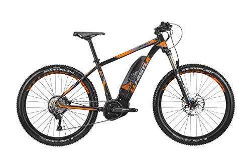 WHISTLE E-Bike Yonder S 27,5 pulgadas Yamaha 500 Wh 11 V Negro Talla 40.5 2019 (EMTB Hardtail)