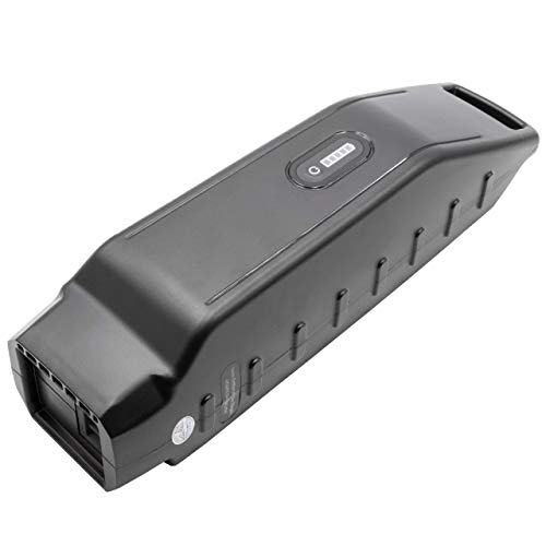 INTENSILO Batería para e-Bike, Bicicletas eléctricas Compatible con Haibike SDURO AllMtn RC | RX | Pro (14500mAh, 36V, Li-Ion)