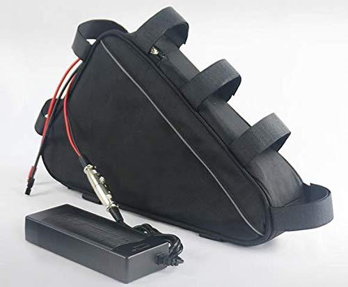 tzipower 36V 15Ah 91017batería E-Bike batería S Bike Bicicleta eléctrica iones Marco batería Plug-It para herramientas