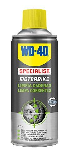 WD-40 Specialist Motorbike - Limpia Cadenas- Spray 400ml (34798)