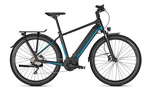 Kalkhoff Endeavour 5.B XXL Bosch - Bicicleta eléctrica 2020, color azul y negro mate., tamaño 28' Herren Diamant L/53cm, tamaño de rueda 28.00