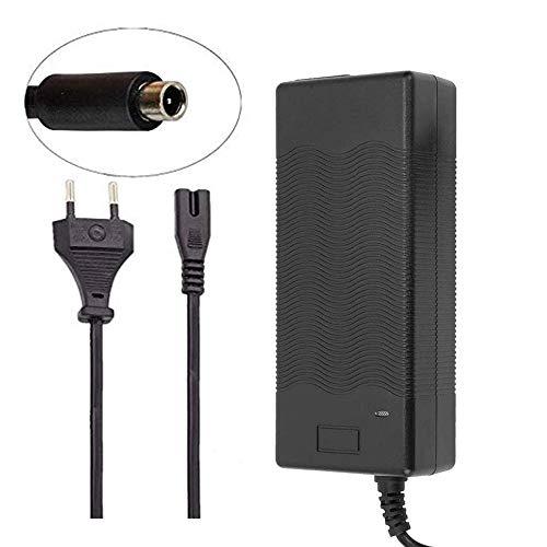SmallRun- Cargador de batería Patinete Compatible Xiaomi M365 eléctrico 42V-2000mA reemplazo para Scooter Xiaomi Bicicleta eléctrico (365xiaomi)