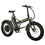 Marnaula-Tucano Monster 20 Bicicleta Electrica, Adultos Unisex, 19'
