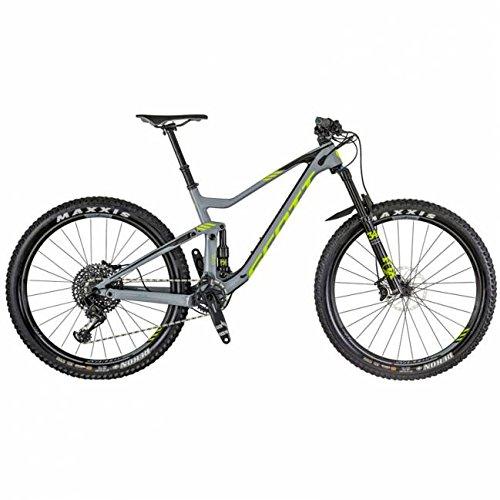 Scott Genius 720 - Bicicleta, negro