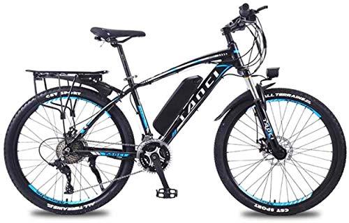 Bicicletas Eléctricas, Bicicleta eléctrica de 26 pulgadas de 26 pulgadas, batería de litio 350W / 36V, aleación de aluminio de alta resistencia 27 Velocidad Velocidad de la velocidad de la velocidad e