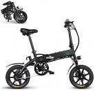 FIIDO Bicicleta eléctrica plegable Velocidad variable Tres modos de trabajo