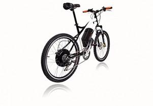 "Cyclotricity Bicicleta eléctrica, Stealth 1000 W 12 Ah 20 """