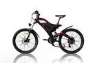 500 W Hub Motore Bike 26 x .2.0 forgo Zoom Tenedor 11,6 Ah