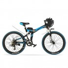LANKELEISI K660D 26 Pulgadas Strong Powerful E Bike, Motor 48V