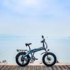 RICH BIT 500W 48V 20 * 4.0pulgadas de Fat e-Bike Bicicleta eléctrica RT-016