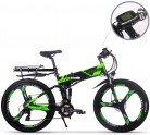 RICH BIT Eléctrico Bicicleta Actualizado RT860 36V 12.8Ah Batería de Litio