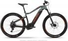 Haibike 2020 Sduro HardSeven 8.0 – Bicicleta eléctrica (27,5»), Color Negro, Verde y Naranja