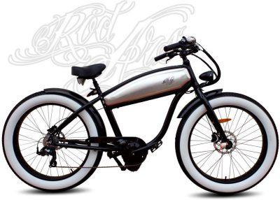 Rodars FatBike eBike Bicicleta Eléctrica Cruiser Outlaw 1000W 48V 21Ah
