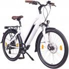 Review NCM Milano Plus Bicicleta eléctrica de Trekking, 250W