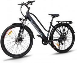 Macwheel 27,5″/28″ Bicicleta Eléctrica, Bici de Ciudad/Excursión/Montaña