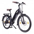 NCM Milano Bicicleta eléctrica de Trekking, 250W, Batería 48V 13Ah 624Wh