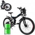 Bunao Bicicleta eléctrica de montaña, 250W