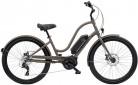 Electra Townie GO! 8D E-Bike 5684Ladies – Bicicleta eléctrica para Mujer (26″, 250 W, Motor Bosch de 8 velocidades)
