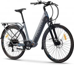 Moma Bikes Bicicleta Electrica, Urbana EBIKE-28 «