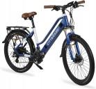 Cityboard E- City Bicicleta Eléctrica, Unisex Adulto