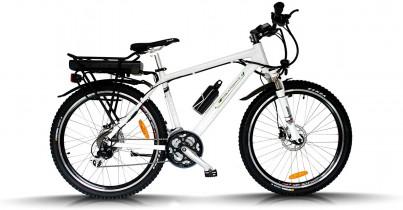 egarbike Bicicleta eléctrica Egara 36V 10ah MTB 24 SP 324wh Frenos Hidráulicos