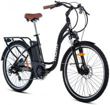 Moma Bikes E- Bike 26.2 Bicicleta Electrica de Paseo E-26.2, 7 velocidades