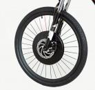 Controlador de motor a batería bicicleta eléctrica 36 V 240 W