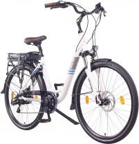 NCM Munich Bicicleta eléctrica Urbana, Bici de Paseo, 250W, Batería 36V 13Ah 468Wh