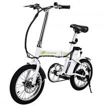 Aceshin Bicicleta Eléctrica Plegable