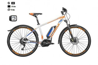 'Atala E-Bike B-Ware Run CX 400 29 «9-V Talla 46 Bosh CX Cruise 400 Wh 2018 Urban