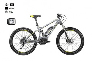 Atala E-Bike b-xgr8 S 27.5 10 velocidades Talla 44 Bosch 36 V 250W 500W