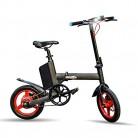 BEEPER Ivélo Bicicleta Eléctrica, Unisex Adulto