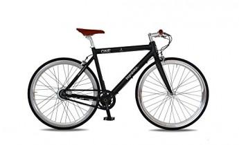 Bicicleta eléctrica ONE de carretera con batería Panasonic de 36 V y 10,4 Ah