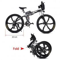 Bicicleta Plegable de Montaña
