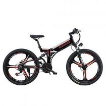 Bicicletas Electricas De Montaña Plegable