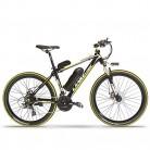 BNMZX Bicicleta eléctrica, Bicicleta de Ciudad Plegable de 26 Pulgadas 48V10AH