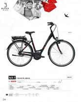Cicli Ferrareis Bici ELETTRICA E-Bike Black Bird 400WH