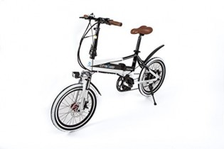 Cityboard Tourneo Bicicleta Eléctrica, Unisex Adulto