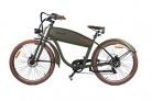 Electri bicicleta eléctrica Bold Color Verde Militar