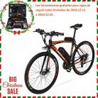Extrbici bicicleta eléctrica RS600 MTB Bicicleta de montaña 700C x 28C-40H