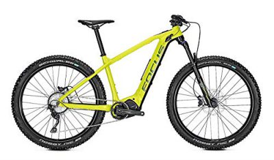 Focus Mermelada ²HT 6.8 Plus Shimano Pasos Eléctrico All Mountain Bicicleta 2019
