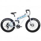 GD30Z 26″*4.0 Mountain Bike Elettrico Fat Tire, motore 350W / 500W