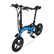 GTYW, Eléctrico, Plegable, Bicicleta