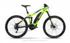 Haibike 2019 Sduro FullSeven LT 4.0 – Bicicleta eléctrica (27,5»), Color Verde y Negro