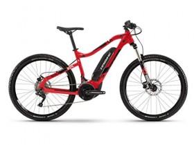 Haibike 2019 Sduro HardSeven 3.0 – Bicicleta eléctrica (27,5 Pulgadas), Color Rojo