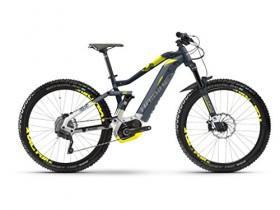 Haibike Sduro fullseven 7.0 E-Bike 500 WH S de Mountain Bike azul/plata