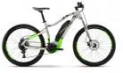 Haibike Sduro Hardseven Life 8.0 Bosch 500Wh 11v Silver/Verde Oliva Talla 49 2020