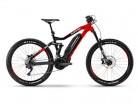 Haibike XDURO AllMtn 2.0 Yamaha 2019 – Bicicleta eléctrica (44 cm), Color Negro, Rojo y Blanco